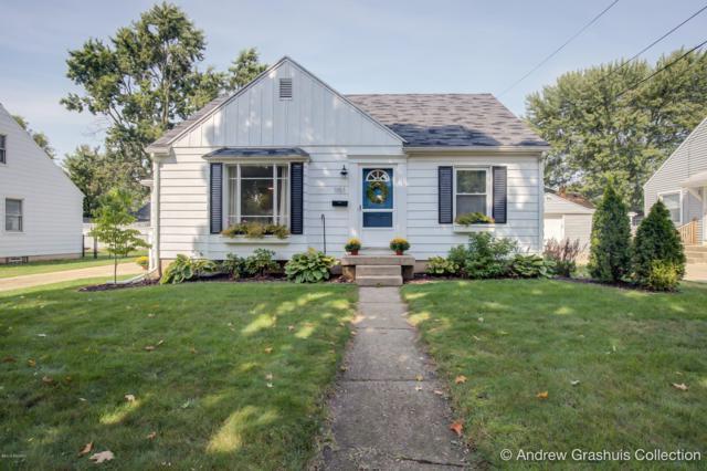1151 Ecklund Street NE, Grand Rapids, MI 49505 (MLS #18047008) :: JH Realty Partners