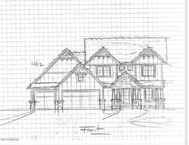66 Riverchase Drive, Rockford, MI 49341 (MLS #18047104) :: JH Realty Partners