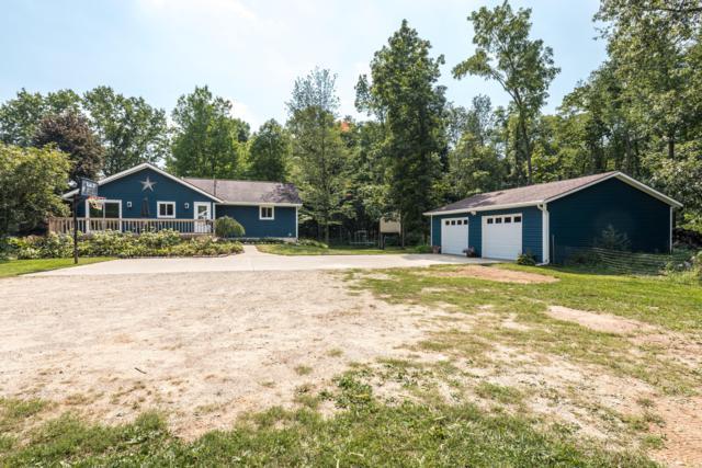 1803 Greys Lake Road, Jonesville, MI 49250 (MLS #18047123) :: Deb Stevenson Group - Greenridge Realty