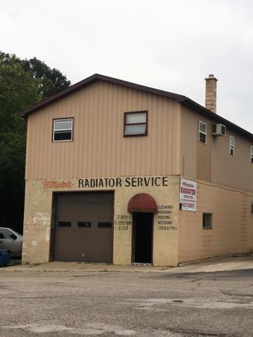 64 North Street, Hillsdale, MI 49242 (MLS #18047164) :: Deb Stevenson Group - Greenridge Realty