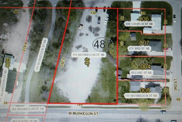 115 W Muskegon Street, Cedar Springs, MI 49319 (MLS #18047757) :: Deb Stevenson Group - Greenridge Realty