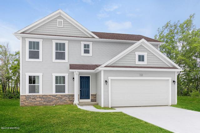 4310 Springhill Drive, Hudsonville, MI 49426 (MLS #18047894) :: JH Realty Partners