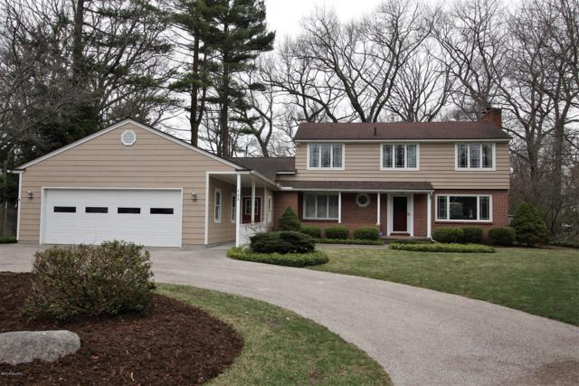 423 E Circle Drive, North Muskegon, MI 49445 (MLS #18048415) :: Matt Mulder Home Selling Team
