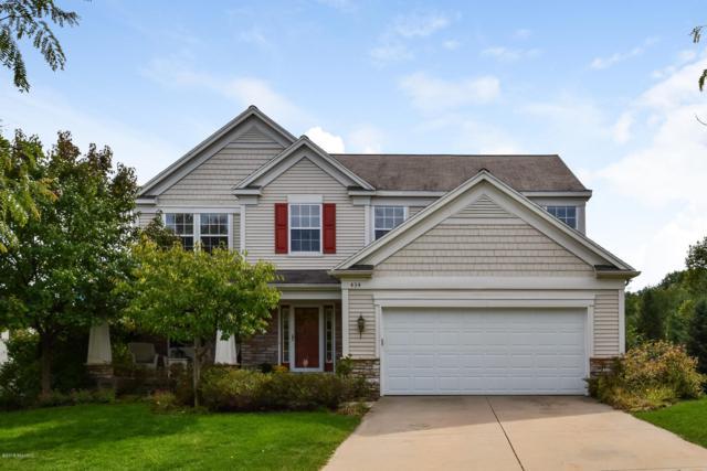 434 Orchard Drive NE, Rockford, MI 49341 (MLS #18048667) :: Carlson Realtors & Development
