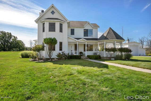 8338 Cleveland Street W, Coopersville, MI 49404 (MLS #18048761) :: Deb Stevenson Group - Greenridge Realty