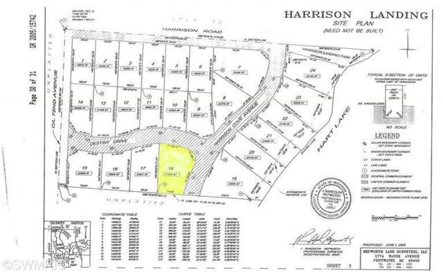 18-Site Destiny Drive, Hart, MI 49420 (MLS #18048894) :: Deb Stevenson Group - Greenridge Realty