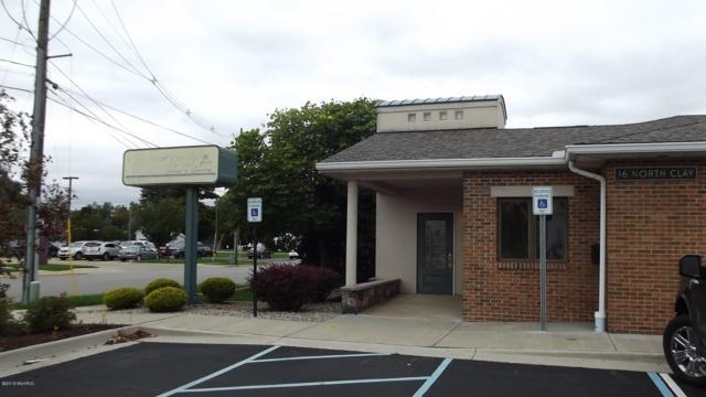 16 N Clay Street, Coldwater, MI 49036 (MLS #18048910) :: Carlson Realtors & Development