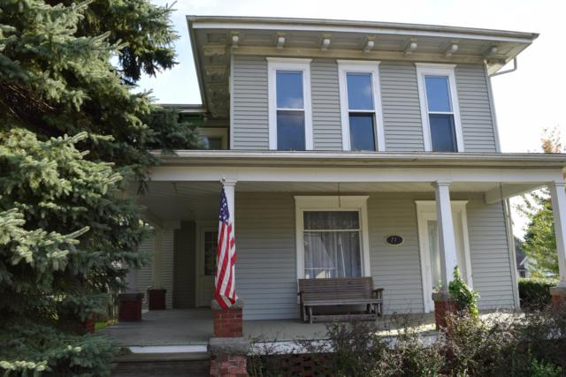 71 W Chicago Street, Quincy, MI 49082 (MLS #18048991) :: Deb Stevenson Group - Greenridge Realty