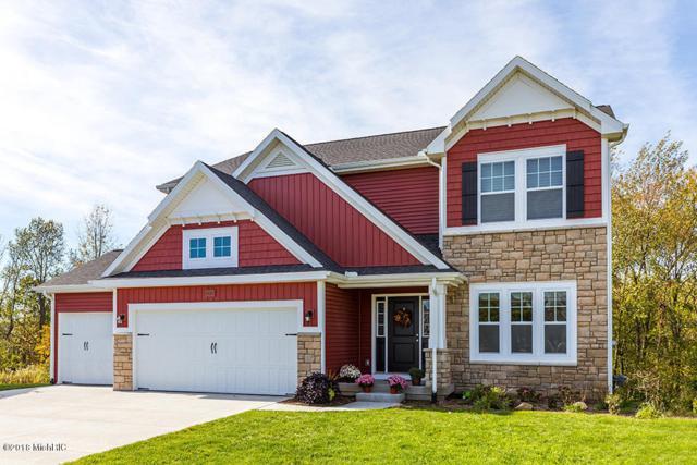 4813 Lauren Lane, St. Joseph, MI 49085 (MLS #18049045) :: Deb Stevenson Group - Greenridge Realty