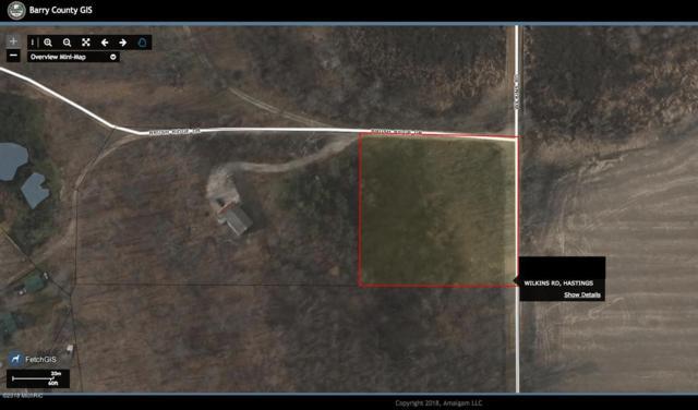 V/L Wilkins Road, Hastings, MI 49058 (MLS #18049399) :: Deb Stevenson Group - Greenridge Realty