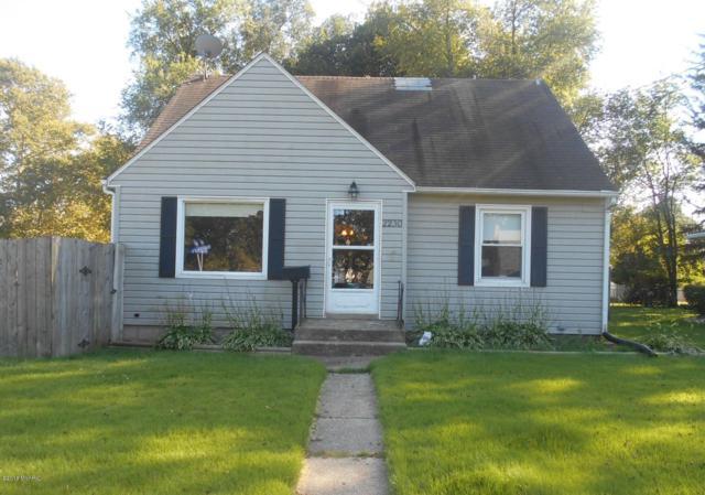 2230 Banbury Road, Kalamazoo, MI 49001 (MLS #18049447) :: Carlson Realtors & Development