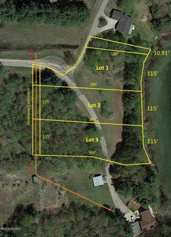 V/L W Jagger Road Lot 2, Ludington, MI 49431 (MLS #18049537) :: Deb Stevenson Group - Greenridge Realty