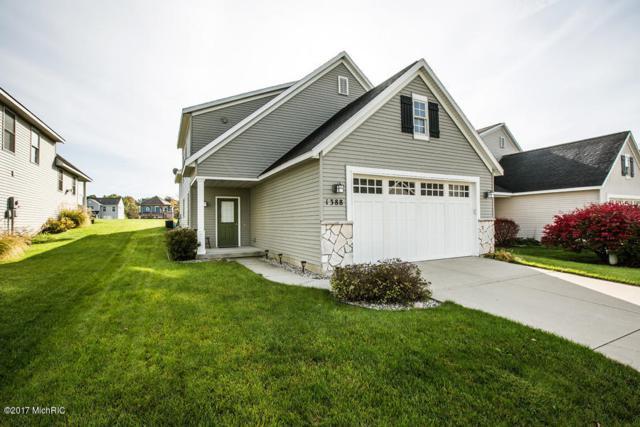 1388 Highland Hills Drive, Lowell, MI 49331 (MLS #18049546) :: Deb Stevenson Group - Greenridge Realty