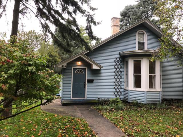 464 Third Street, Manistee, MI 49660 (MLS #18049772) :: Carlson Realtors & Development