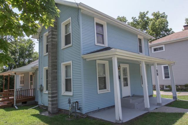 28 State Street, Hillsdale, MI 49242 (MLS #18049887) :: Deb Stevenson Group - Greenridge Realty