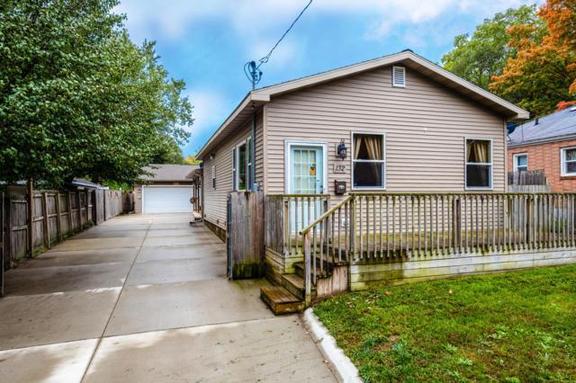 132 Hopkins Street, Battle Creek, MI 49017 (MLS #18049976) :: JH Realty Partners