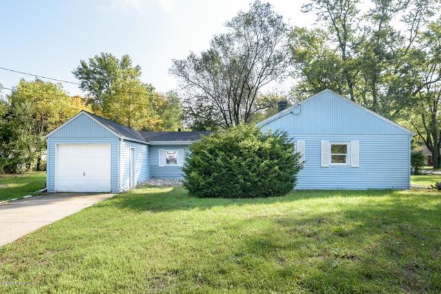 205 Glendale Avenue, Battle Creek, MI 49017 (MLS #18050012) :: JH Realty Partners