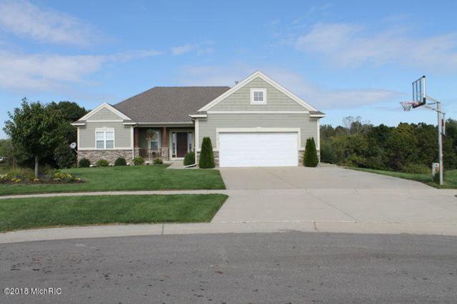 872 Scottview Drive NE, Comstock Park, MI 49321 (MLS #18050040) :: Matt Mulder Home Selling Team