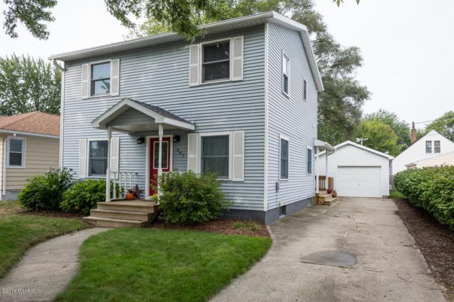 607 S Despelder Street, Grand Haven, MI 49417 (MLS #18050096) :: JH Realty Partners