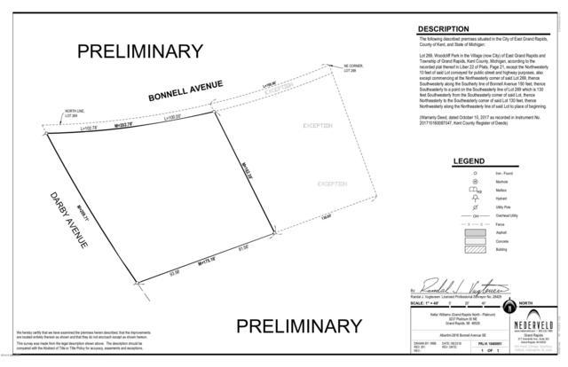 2816 Bonnell Avenue SE, East Grand Rapids, MI 49506 (MLS #18050100) :: Deb Stevenson Group - Greenridge Realty
