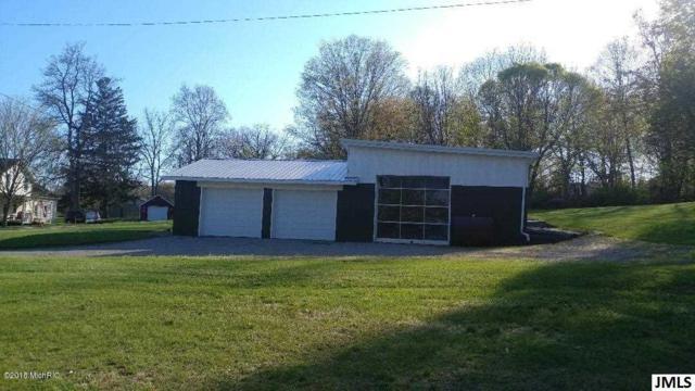 422 Harley St Street, Jonesville, MI 49250 (MLS #18050140) :: Deb Stevenson Group - Greenridge Realty