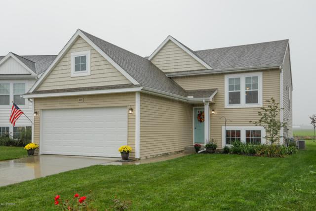 1437 Odell Farm Lane, Vicksburg, MI 49097 (MLS #18050256) :: Matt Mulder Home Selling Team