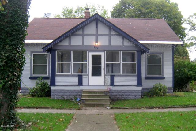 152 W Forest Avenue, Muskegon, MI 49441 (MLS #18050323) :: Deb Stevenson Group - Greenridge Realty