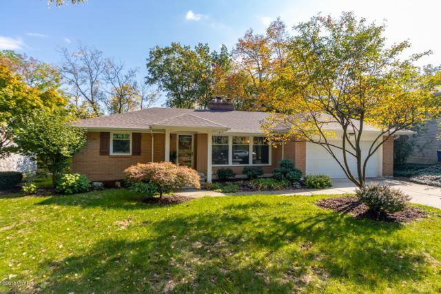 1564 Woodcliff Drive SE, East Grand Rapids, MI 49506 (MLS #18050353) :: Deb Stevenson Group - Greenridge Realty