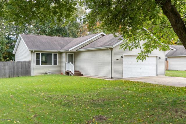 530 W Main Street, Hartford, MI 49057 (MLS #18050430) :: Deb Stevenson Group - Greenridge Realty