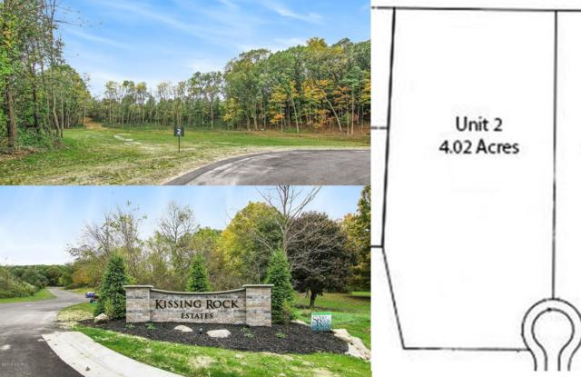 2867 Kissing Ridge Court #2, Lowell, MI 49331 (MLS #18050831) :: JH Realty Partners