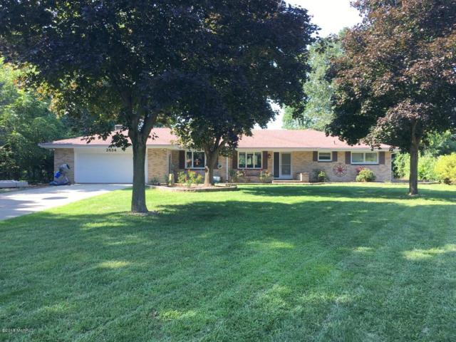 2834 Sandra Terrace, St. Joseph, MI 49085 (MLS #18050922) :: Deb Stevenson Group - Greenridge Realty