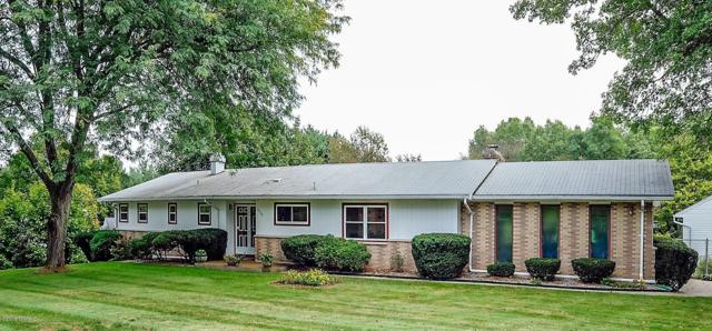 5330 Glen Harbor Drive, Kalamazoo, MI 49009 (MLS #18051030) :: Matt Mulder Home Selling Team