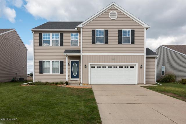 1112 Gardner Pond Lane, Vicksburg, MI 49097 (MLS #18051032) :: Matt Mulder Home Selling Team