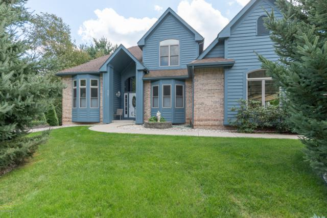 5287 Saddle Club Drive, Kalamazoo, MI 49009 (MLS #18051088) :: Matt Mulder Home Selling Team