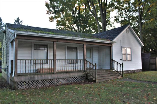 125 W Pine Street, Edmore, MI 48829 (MLS #18051101) :: Carlson Realtors & Development