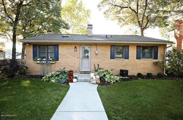 1086 N Eagle Lake Drive, Kalamazoo, MI 49009 (MLS #18051117) :: Carlson Realtors & Development