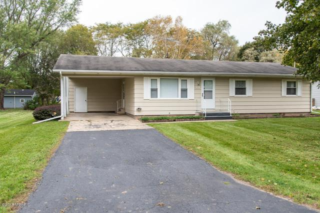 321 East Street, Bellevue, MI 49021 (MLS #18051287) :: Deb Stevenson Group - Greenridge Realty