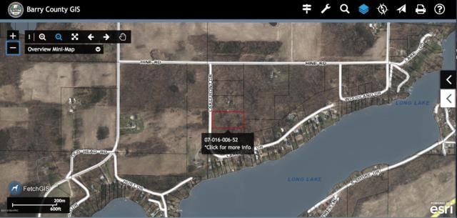000 Lakefront Drive, Delton, MI 49046 (MLS #18051487) :: Matt Mulder Home Selling Team