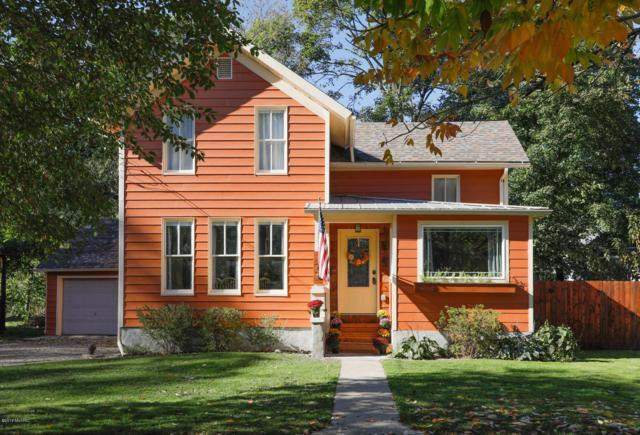 306 Exchange Street, Marshall, MI 49068 (MLS #18051539) :: Deb Stevenson Group - Greenridge Realty