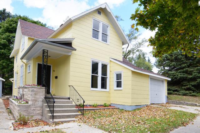 1018 Maple Street, Manistee, MI 49660 (MLS #18051584) :: Deb Stevenson Group - Greenridge Realty