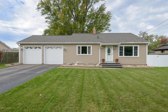 308 Pepperidge Lane, Battle Creek, MI 49015 (MLS #18051689) :: Matt Mulder Home Selling Team