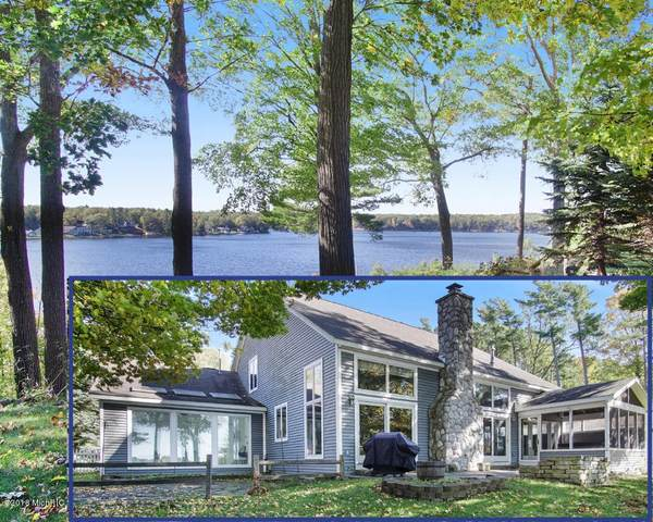 5253 W Lakeview Drive, Pentwater, MI 49449 (MLS #18051714) :: Matt Mulder Home Selling Team