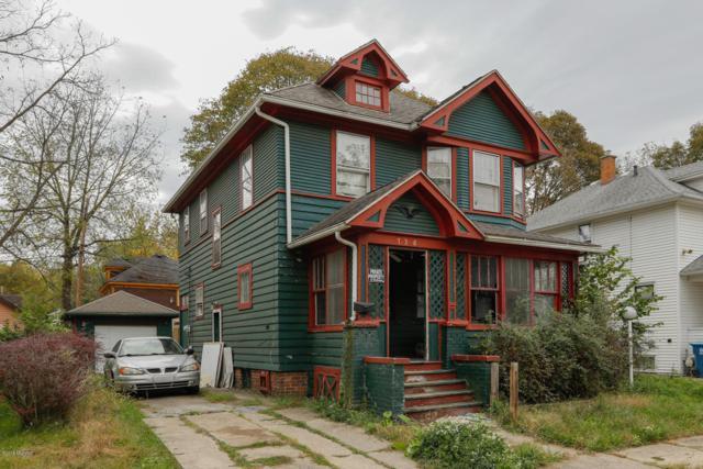 736 Stuart Avenue, Kalamazoo, MI 49007 (MLS #18051786) :: CENTURY 21 C. Howard