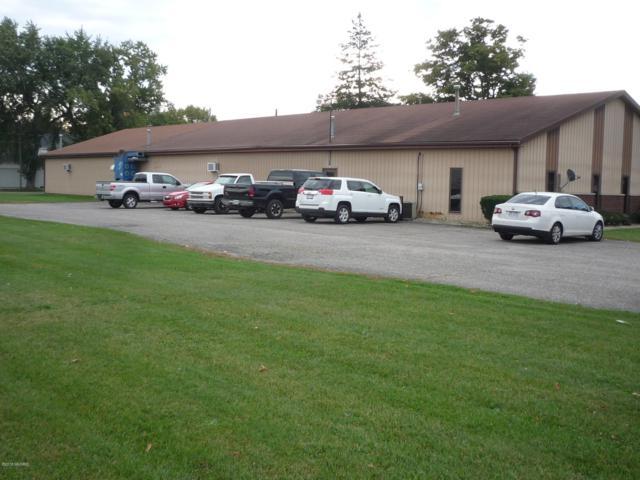 502 N Matteson Street, Bronson, MI 49028 (MLS #18051895) :: Matt Mulder Home Selling Team