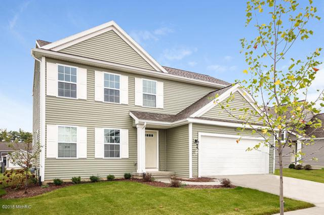 915 View Pointe Drive, Middleville, MI 49333 (MLS #18053530) :: JH Realty Partners