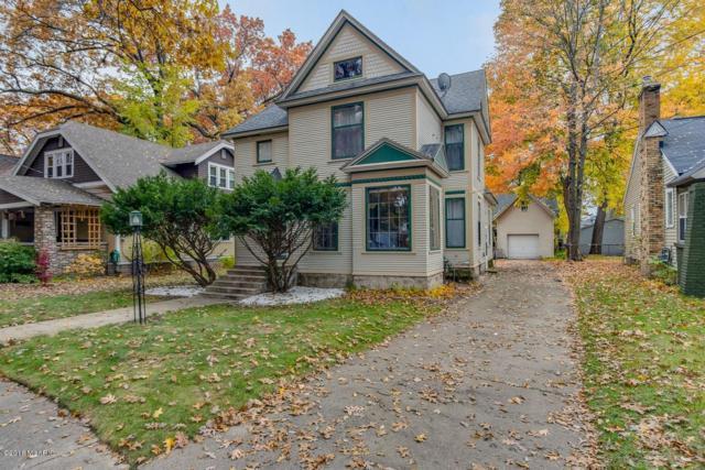 1719 Union Street SE, Grand Rapids, MI 49507 (MLS #18053758) :: JH Realty Partners