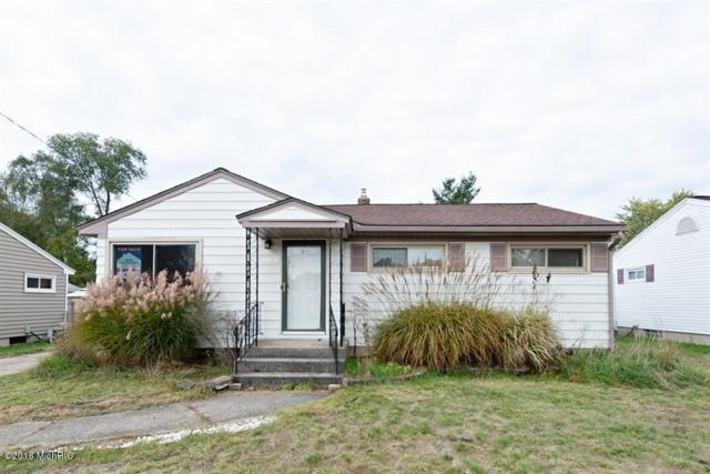 4913 Mildred Avenue SE, Kentwood, MI 49508 (MLS #18054146) :: JH Realty Partners
