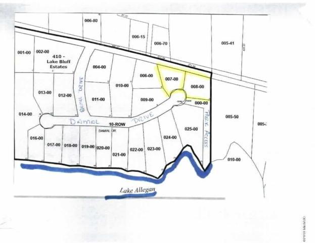 Lot 8 Damal Drive, Allegan, MI 49010 (MLS #18054176) :: Deb Stevenson Group - Greenridge Realty