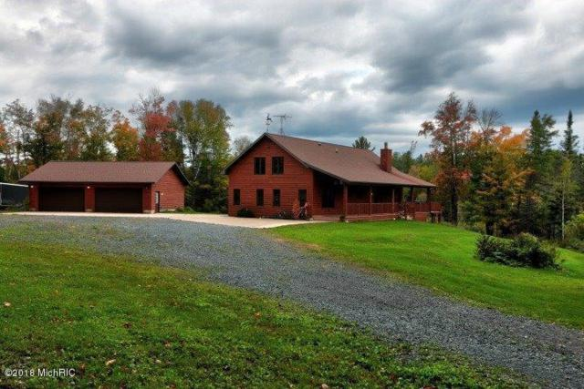 N7861 Groveland Mine Road, Iron Mountain, MI 49831 (MLS #18054225) :: CENTURY 21 C. Howard