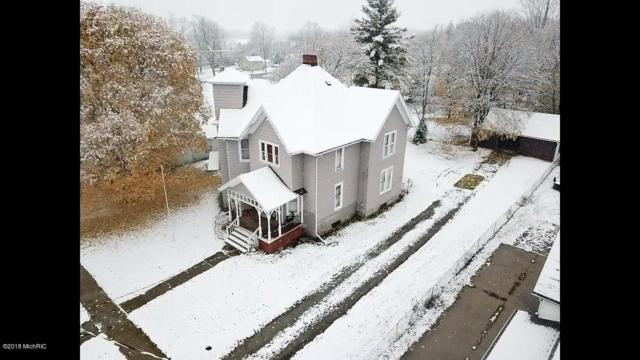 134 S Main Street, Waldron, MI 49288 (MLS #18054760) :: Deb Stevenson Group - Greenridge Realty